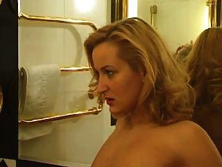 Hot milf alemão fisted por sua namorada