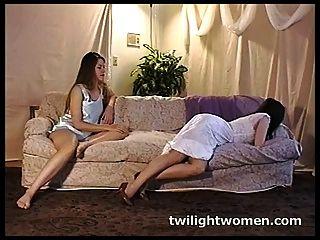 Twilightwomen sedução lésbica e role play