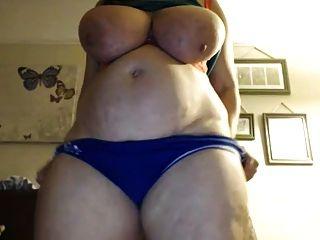 Bbw maduro muito grandes mamas