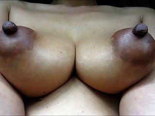 Indiano puffy maduro