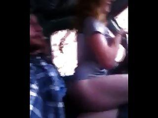 Motorista de caminhão bangs uma prostituta a 75 mph