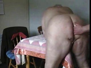 Homens mais velhos caseiros