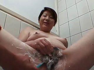 Japonês chubby maduro yoko tomoda 43 anos no.3