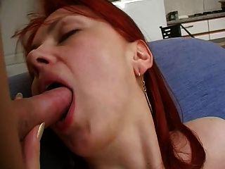Redhead mom iren e alex 2