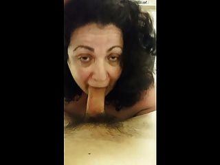 Bbw suga e fode até que ela recebe cum fora.