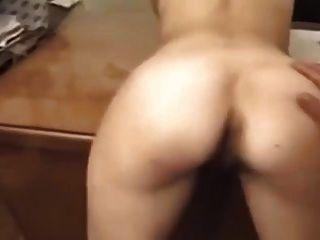 Francês menina casting anal e vr88 peludo