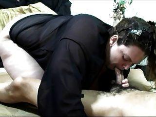 Bbw com grandes mamas dá uma boa foda