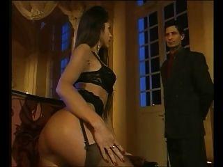 Sexo alemão do grupo do vintage