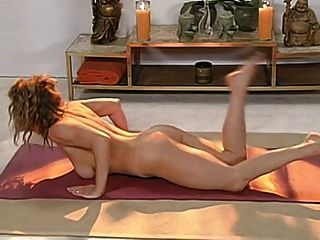 Kira reed naked yoga