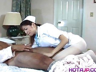 Hijiri kayama chupa dick paciente e fodido