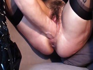 Pussy maduro peludo fisting duro
