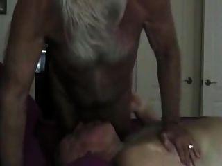 2 horny grandpas do 69 e bareback