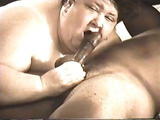 Bbw head # 434 feio maduro slob ssbbw deepthroat um cara preto
