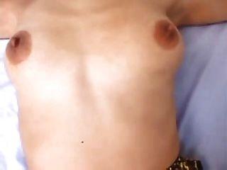 Sexo da avó asiática quente