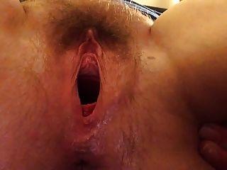 Kong nascimento e cunt gape
