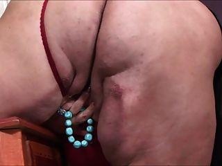Eros \u0026 música bbw granny, enorme barriga, dirthy pussy
