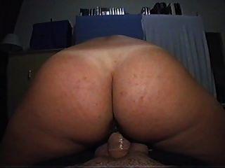 Loira muito gostosa puro anal