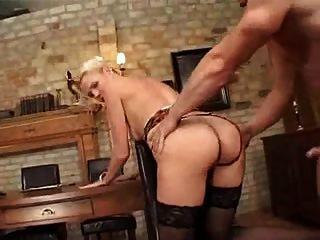 Milf anal alemão