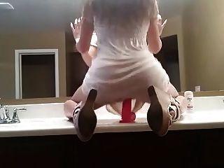 Momentos quentes no banheiro