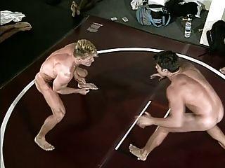Jocks grego estilo grupo wrestling