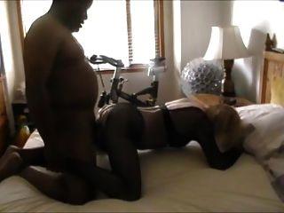 Sexy loira senhora fodido