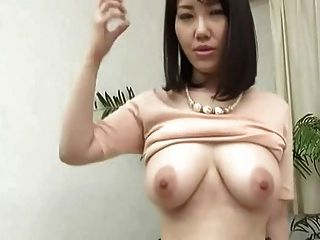 Milf japonês bonito
