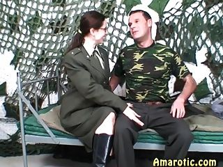 Role play 6: sexo do exército