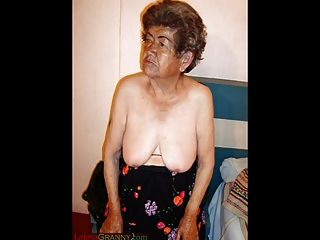Grannies mexicanos córneo e seu corpo nua incrível