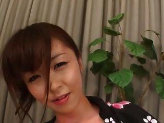 Asiático dildo anal masturbação e incrível squirt