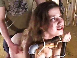 Puta de escravos na dor