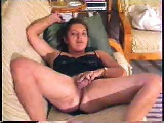 Mandy in black