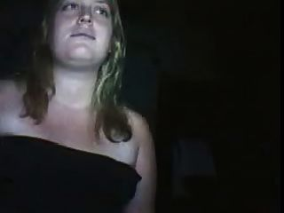 webcam frente casal com a mulher grávida