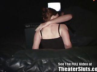 kayce coloca um show de pornografia em público