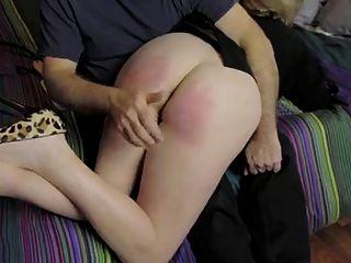 esposa pitada otk com pá de madeira