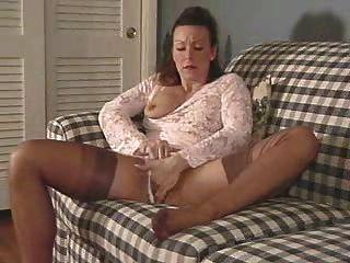 sexy em rendas e meias