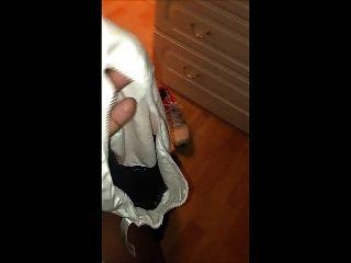 jayne a partir da academia, calcinha suja