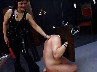 dominatrix, treinamento de mariquinhas