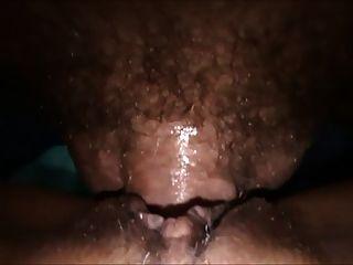 mulher horney sexy obtêm grande creampie do marido