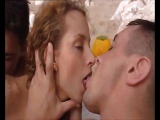 praia mmf sexo
