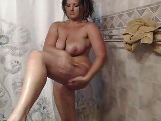 banho grande e óleo