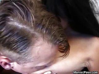 Busty, mulher grávida, gosta de sexo