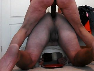lady j pegging non stop