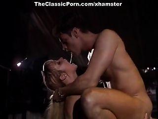 Sandy, Rebecca Lord, Rocco Siffredi na cena clássica da pornografia