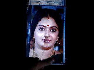 homenagem à atriz indiana seetha