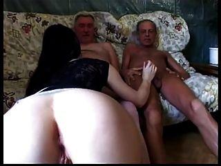 homem idoso sujo, parte 2