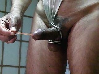 cabo de cabo de plástico longo