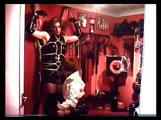 alison thighbootboy e senhora paula corda bondage