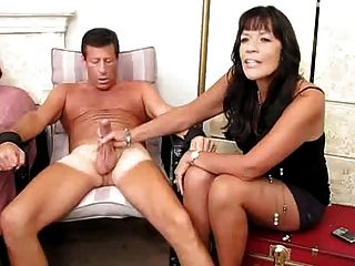 Masturba e pós tortura do orgasmo