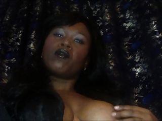 senhora onyx batom preto tabagismo fetiche