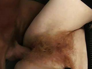 peludo pelirrojo maduro sugado e foda
